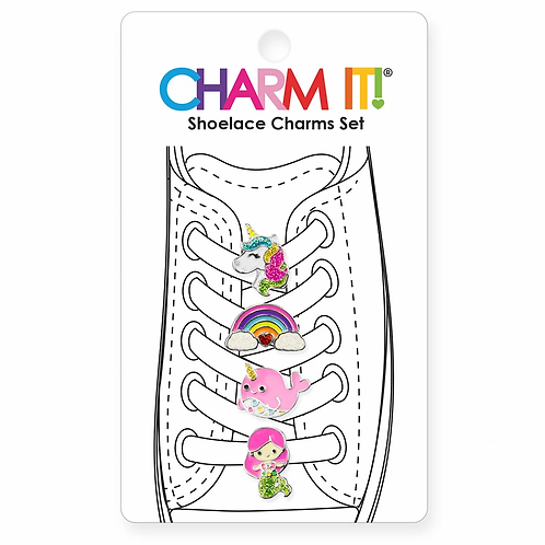 Charm It! Magical Shoelace Charm Set