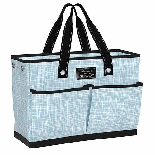 The BJ Bag Pocket Tote Bag- Screen Latifah