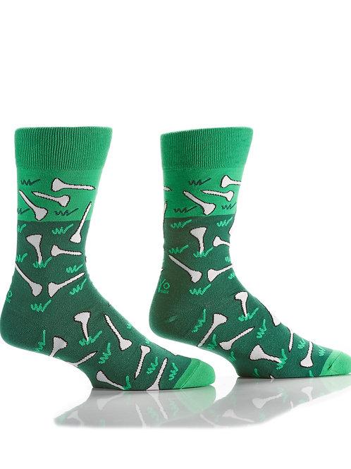 Men's Socks - Golf Tees