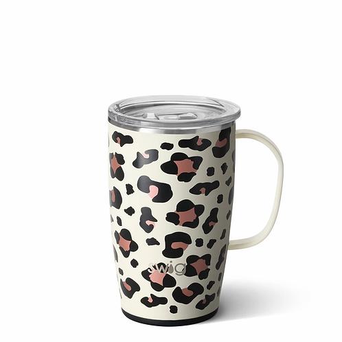 Swig 18 oz Mug - Leopard