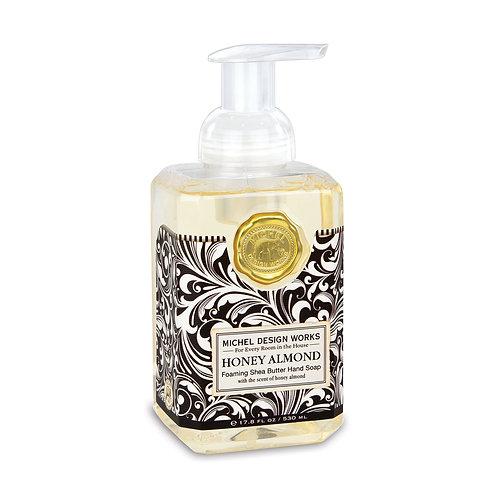 Foaming Hand Soap - Honey Almond