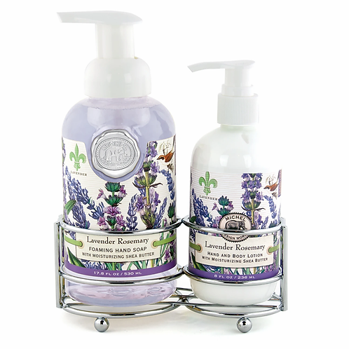 Handcare Caddy - Lavender Rosemary