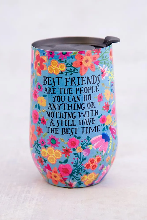 Natural Life Friends To-Go Tumbler