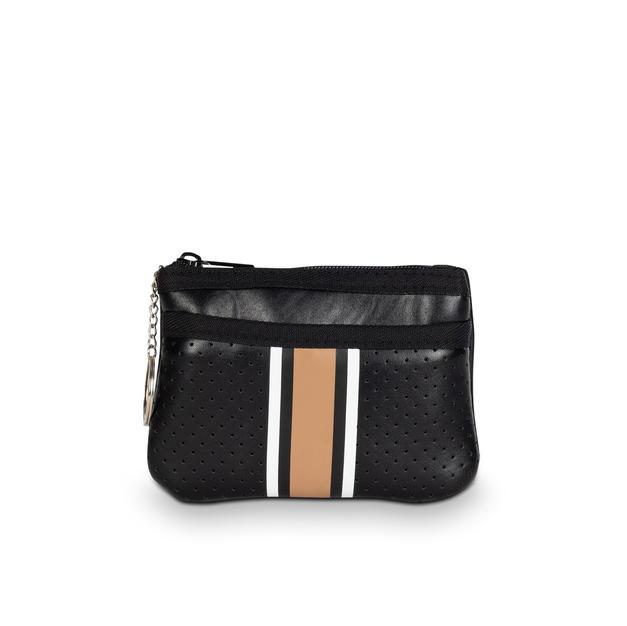 Max Keychain Wallet - Black