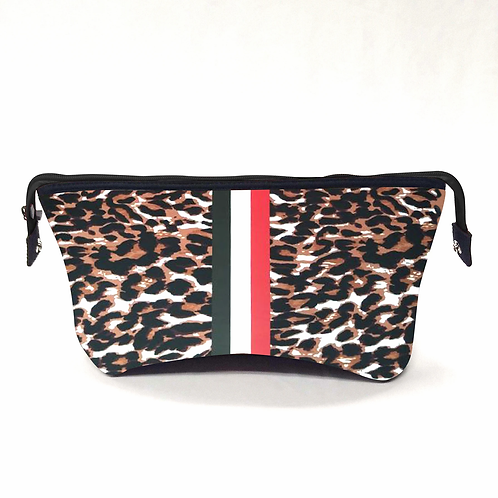 Kyle Cosmetic Bag - Leopard