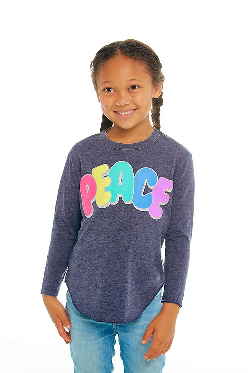 Chaser Peace Long Sleeve