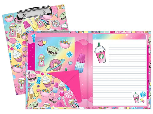 Sweets Clipboard Set