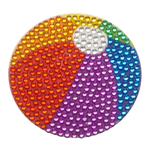 Beach Ball Stickerbean