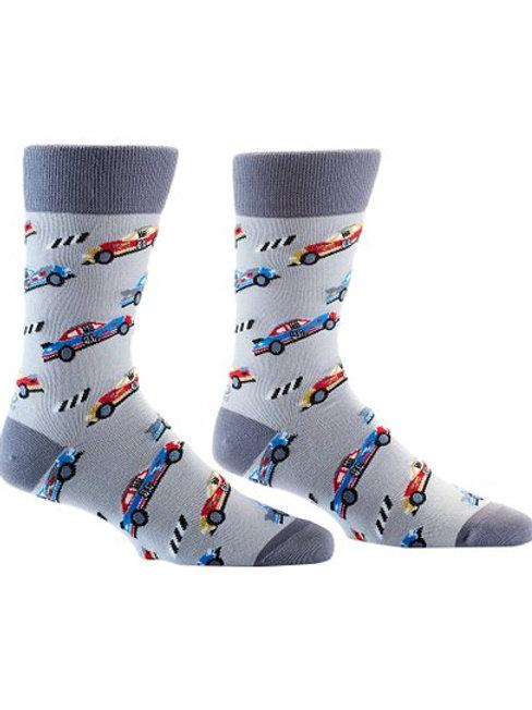 Race Car Men's Socks
