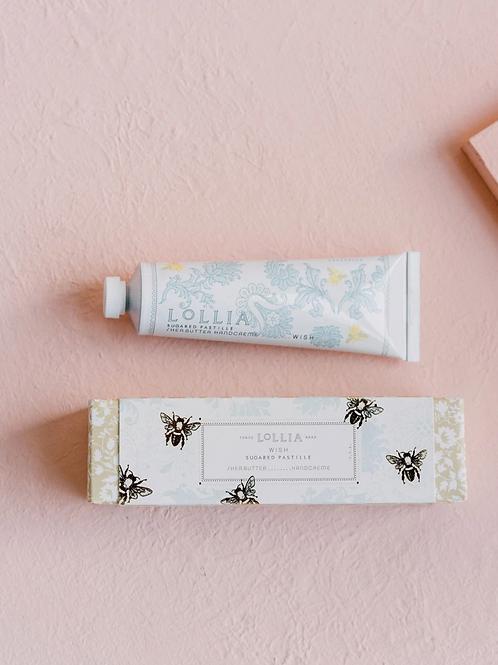 Lollia Handcreme Travel Size - Wish