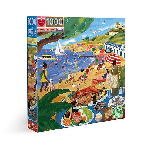 1000 Pc. Puzzle - Beach