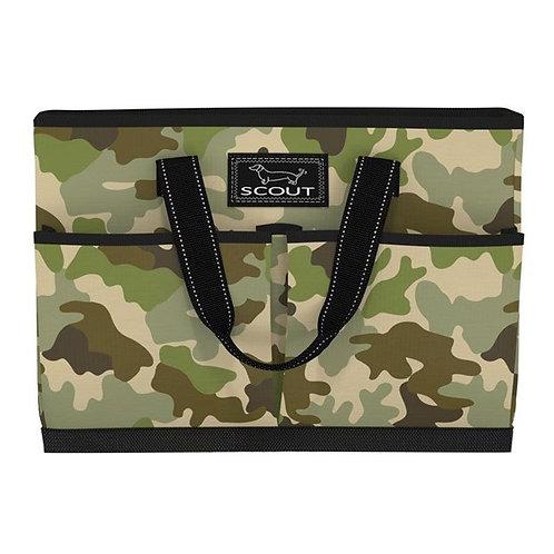 The BJ Bag Pocket Tote Bag- Happy Glamper