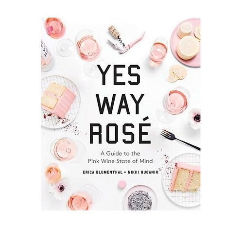 Yes Way Rosé Book