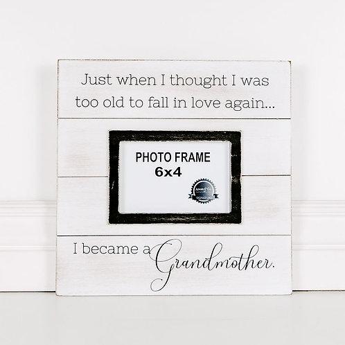 Grandmother - Fall In Love - 4x6