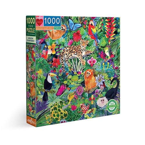 1000 Pc. Puzzle - Amazon Rainforest