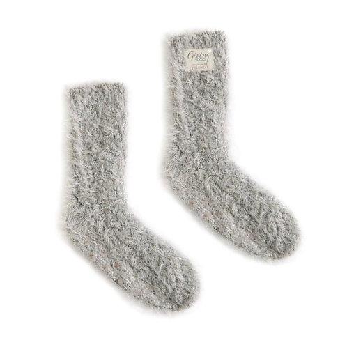 Giving Collection - Gray Socks