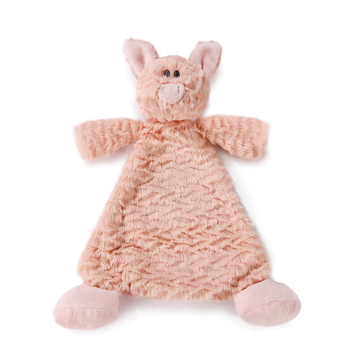 Pig Rattle Lovey