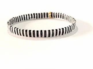 Supernova Dark Stripe Bracelet