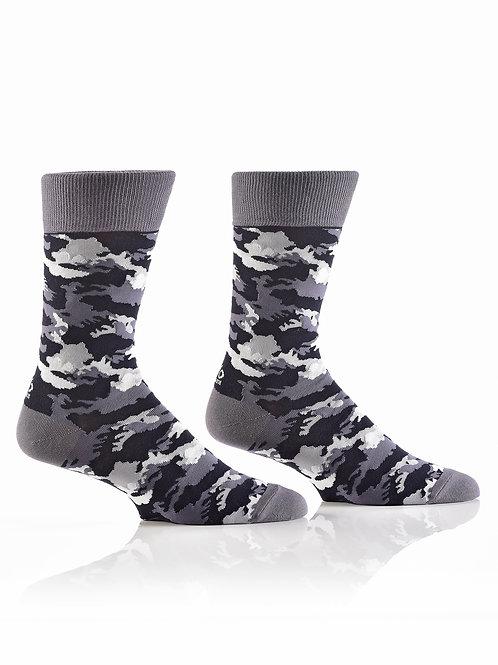 Men's Socks -Camo