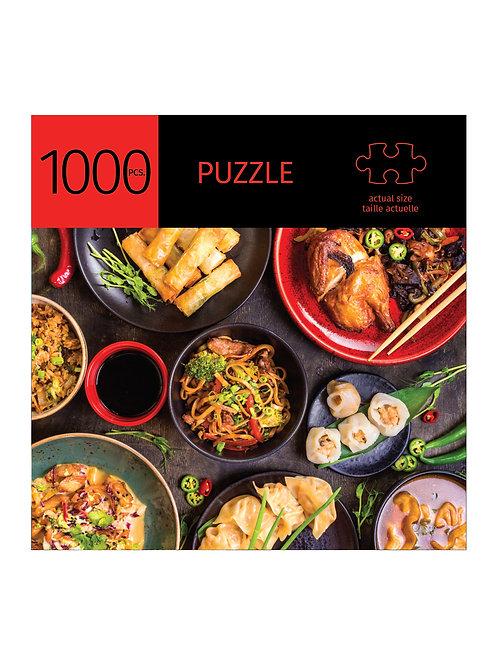 1000 Pc. Puzzle - Dinner
