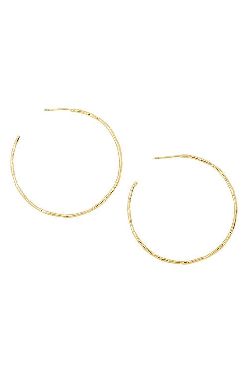 Gorjana Taner Gold Hoops