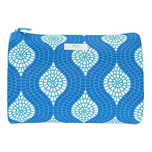 Packin' Heat Makeup/Toiletry Bag -Sweet Tile Of Mine