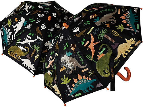 Color Changing Umbrella - Dinosaur
