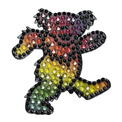 Rainbow Bear Stickerbean