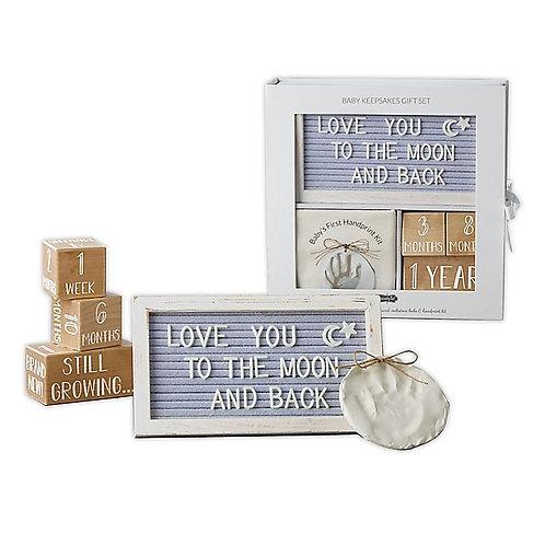 Baby Keepsake Gift Set