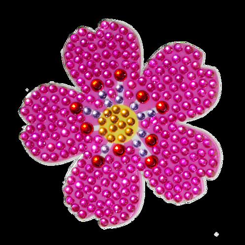 Pink Flower Stickerbean
