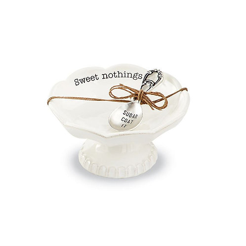 Sweet Nothings Candy Dish