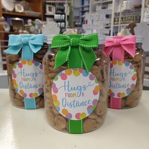 20 oz Choc. Chip Cookies: Hugs From A Distance