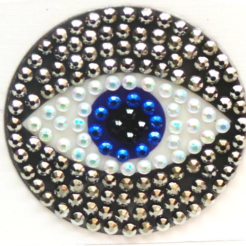 Evil Eye Stickerbean
