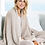 Thumbnail: Barefoot Dreams CozyChic Throw - Stone