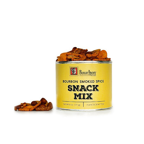Bourbon Smoked Spice Snack Mix