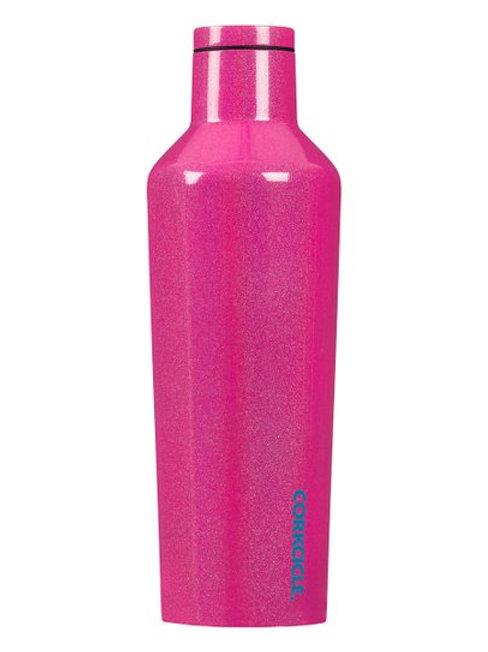 Corkcicle 16 Oz Canteen - Unicorn Pink Sparkle