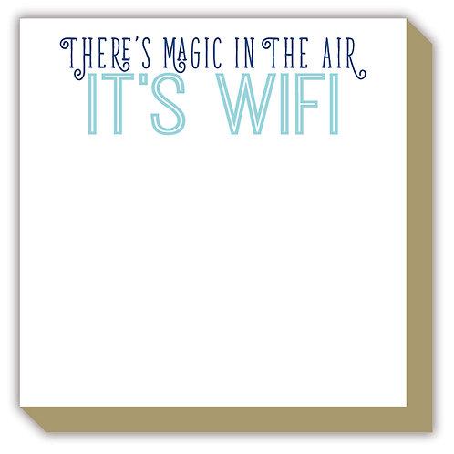 It's Wifi Luxe Notepad