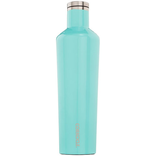 Corkcicle 16 Oz Canteen - Turquoise