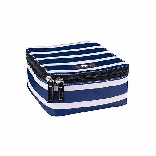 Hidden Gem Jewelry Bag - Nantucket Navy