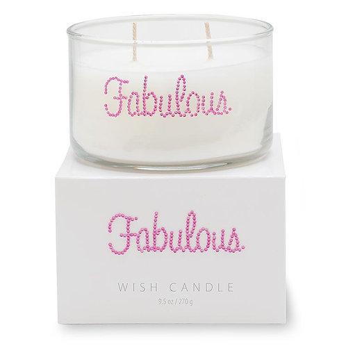 Wish Candle - Fabulous