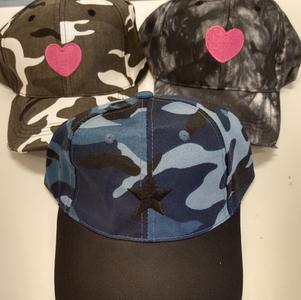 Select Baseball Hats