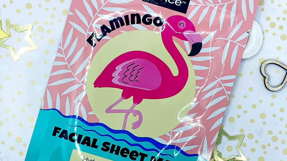 Flamingo Sheet Mask