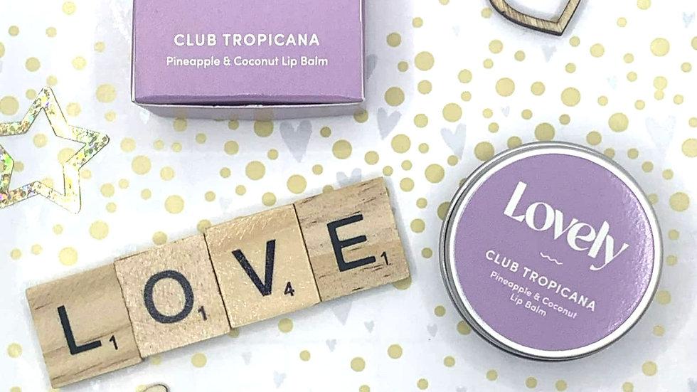 Club Tropical Lip Balm
