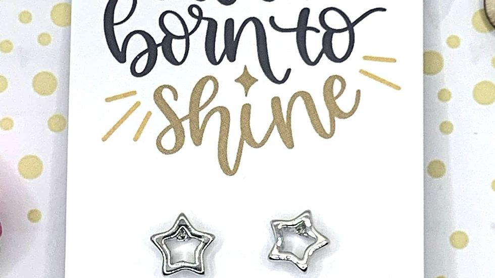 Born to Shine Earrings