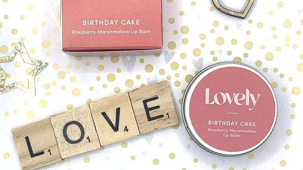 Birthday Cake Lip Balm