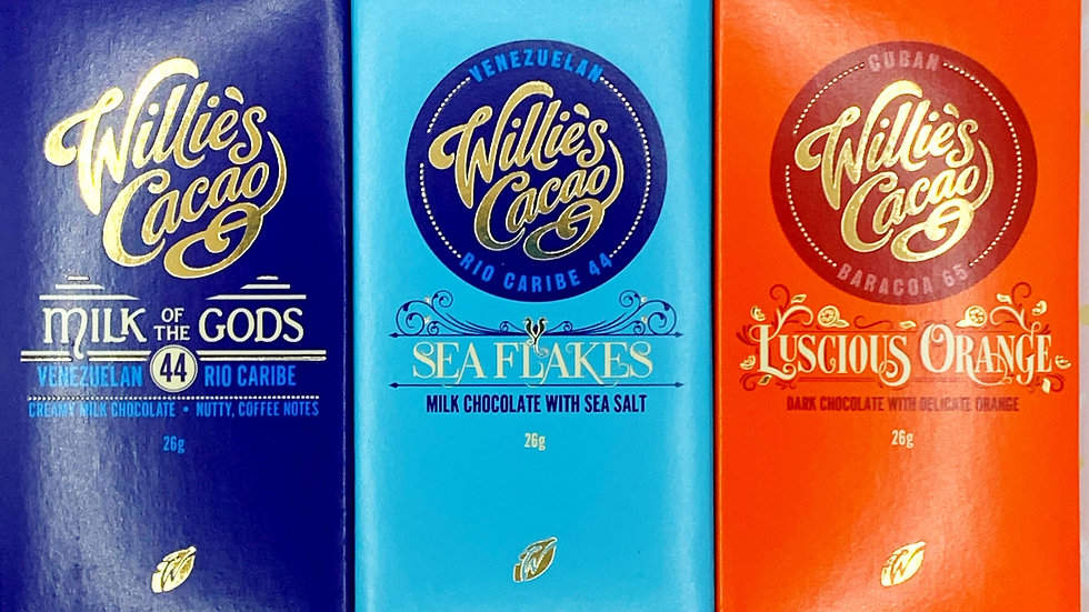 Willies Cacao 26g