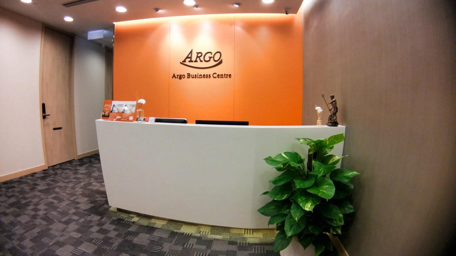 ARGO.Reception