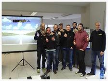Unsere erfolgreichen Teilnehmer der Beschleunigten Berufskraftfahrer Qualifikation unserer LKW Fahrschule