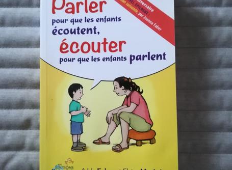 Difficulté de communication avec son enfants? Un manuel qui aide à mieux se  comprendre