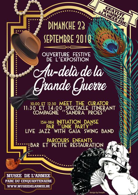 Swing italian jazz in Brussels